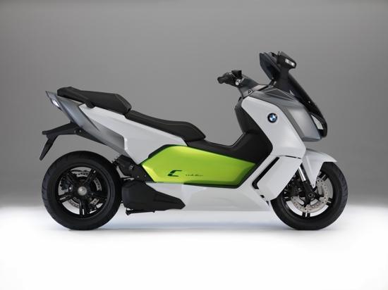 BMW C evolution 01