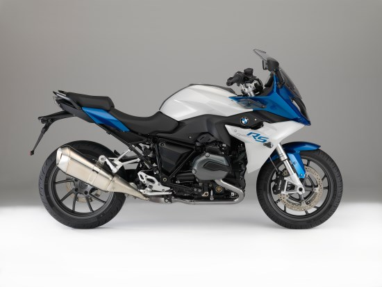 01 BMW R 1200 RS