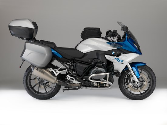 03 BMW R 1200 RS