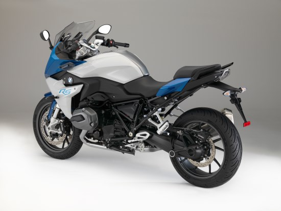 08 BMW R 1200 RS
