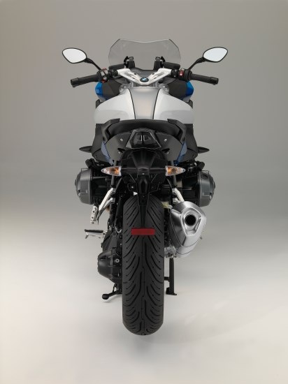 09 BMW R 1200 RS