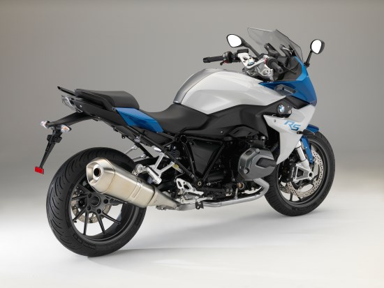 10 BMW R 1200 RS