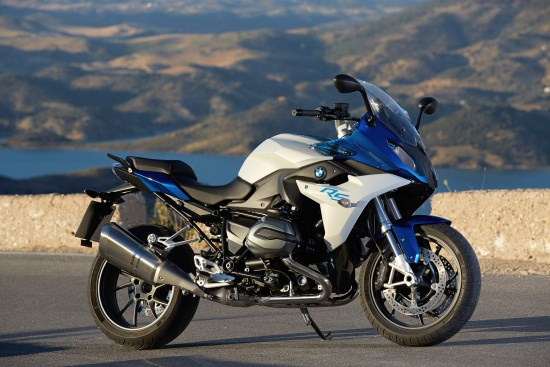 BMW R 1200 RS solo 0