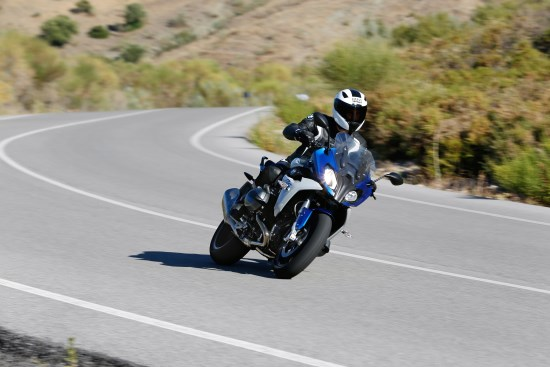 BMW R 1200 RS solo 1