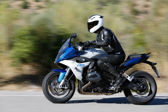 BMW R 1200 RS solo 3
