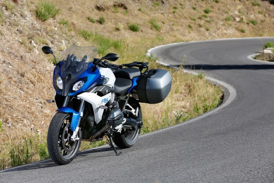 BMW R 1200 RS solo 7