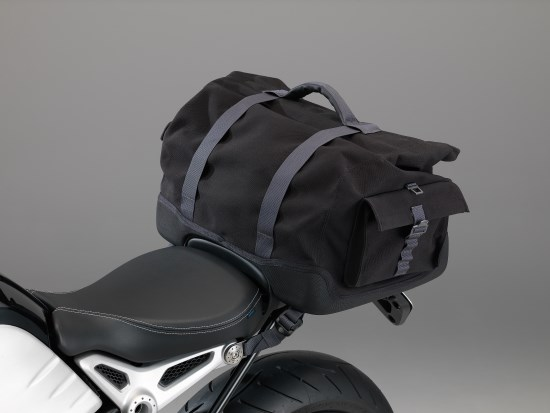 BMW R nineT detail bag kont