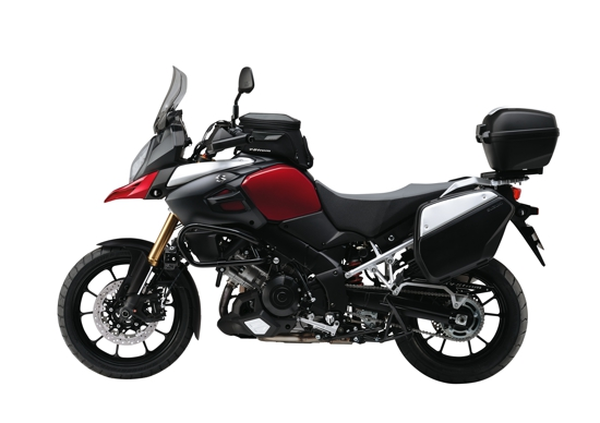 V-Strom 1000 ABS acc high-seat Left