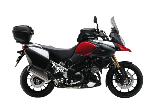 V-Strom 1000 ABS acc high-seat Right