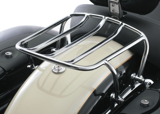Solo Luggage Rack