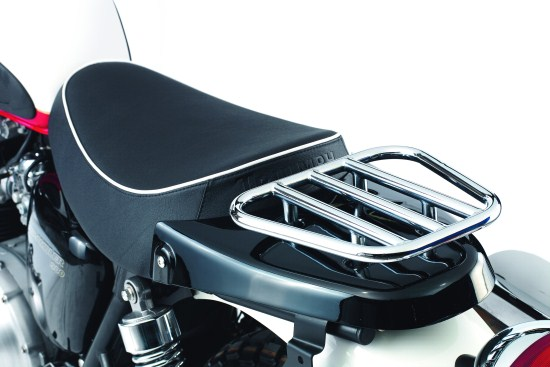 Single Seat and Rack